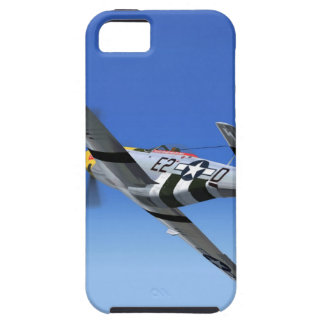 WWII P51 Mustang Fighter Plane iPhone SE/5/5s Case