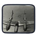WWII P-38 Lightnings iPad Sleeves