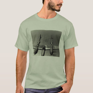 WWII P-38 Lightnings T-Shirt