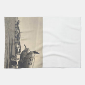 WWII planes Towel