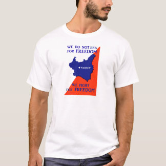 WWII Poland Fights for Freedom T-Shirt