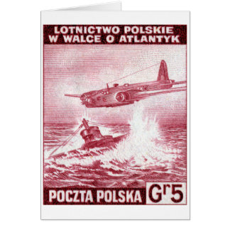 WWII Polish Air Force Cards