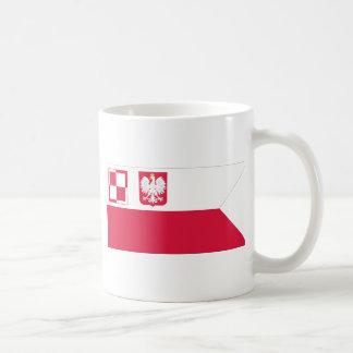 WWII Polish Air Force West Classic White Coffee Mug