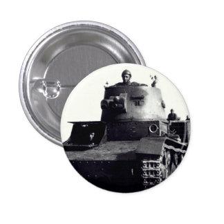WWII Polish Tanks Pinback Button