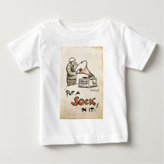 WWII Propaganda Poster Apparel Baby T-Shirt