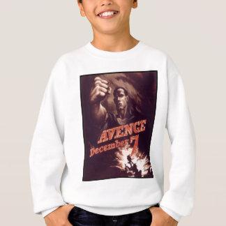 WWII Propaganda Poster Apparel Sweatshirt