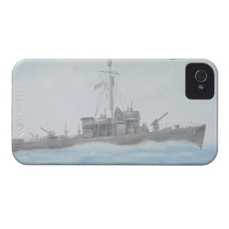 WWII Ship iPhone 4/4S Case