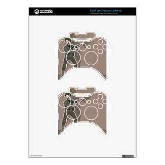 WWII soldier Xbox 360 Controller Skins