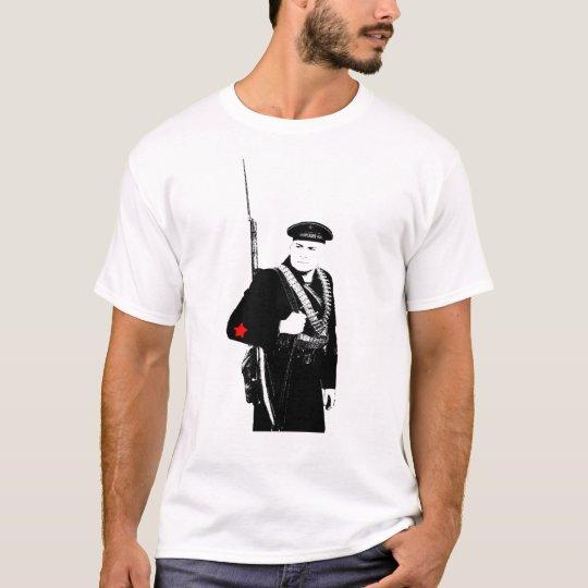 WWII Soviet Naval Infantry shirt
