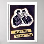 Wwii suelta Talk6 Poster