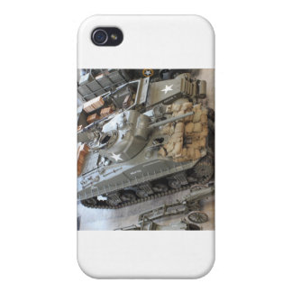 WWII Tanks iPhone 4 Cases
