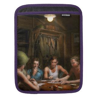 WWII - The card game 1943 iPad Sleeve