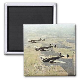 WWII Three Messerschmitt ME-110 Magnet