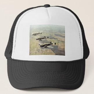 WWII Three Messerschmitt ME-110 Trucker Hat