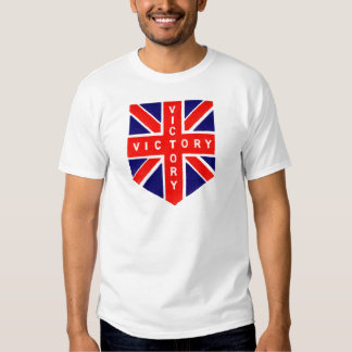 WWII Union Jack Victory T-Shirt