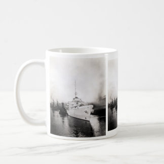 WWII US Coast Guard Cutter Campbell Coffee Mug