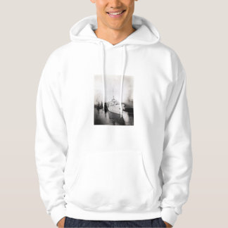 WWII US Coast Guard Cutter Campbell Hoodie