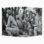 WWII US Marines on Peleliu Binder