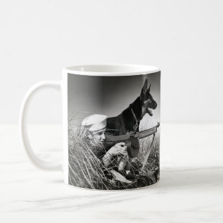 WWII USCG at Work Coffee Mug