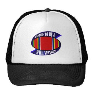 WWII Vet Trucker Hat