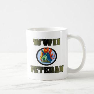 WWII Veteran Coffee Mug