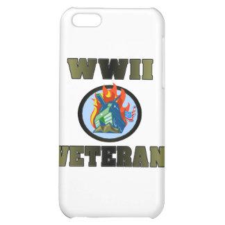 WWII Veteran iPhone 5C Case