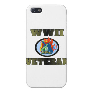 WWII Veteran Covers For iPhone 5