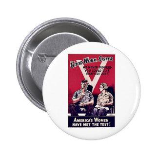 Wwii Women Buttons