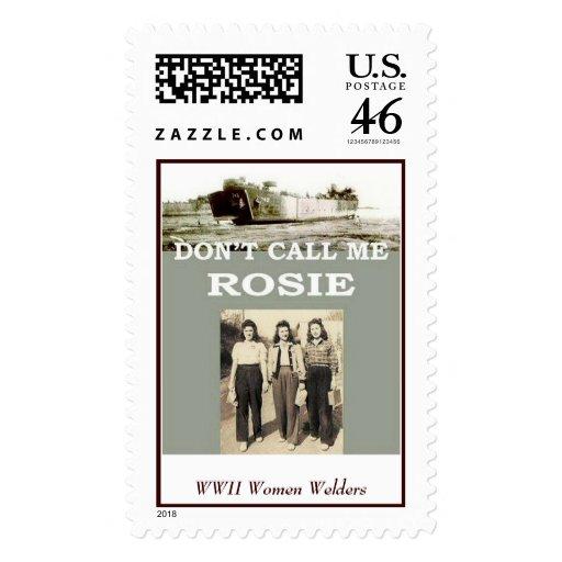 WWII Women Welders Stamp