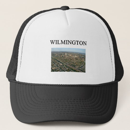 Wwilmington delaware trucker hat