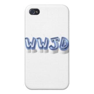 wwjd iPhone 4 protector