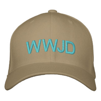 WWJD hat