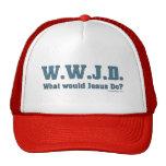 WWJD? Hats