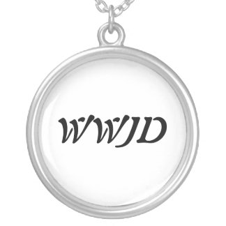 WWJD Necklace