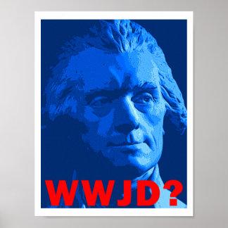 ¿WWJD? Poster