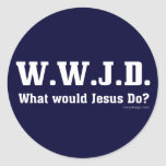 ¿WWJD? ¿Qué Jesús haría?