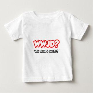 ¿WWJD… qué un judío haría? Camisetas