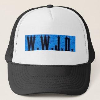 wwjd trucker hat