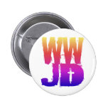 WWJD What Would Jesus Do Pin