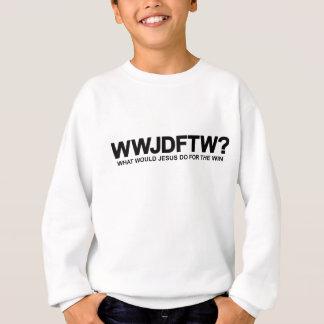 WWJDFTW SWEATSHIRT