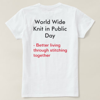 WWKIPDAY Asia Woman T-shirt