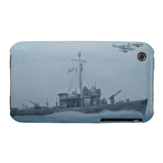 WWll Ship iPhone 3G/3GS Case