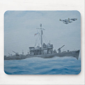 WWll Ship Mousepad