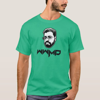 WWMD (What Would Manolo Do) T-Shirt