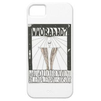 WWOBAAAD? iPhone 5 Case