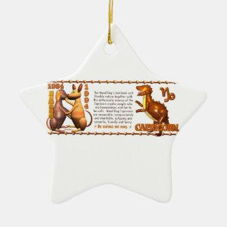 WWoodDogCapricorn jpg Ornaments Para Arbol De Navidad