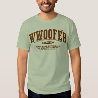 Wwoofer Tees