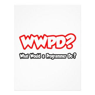 ¿WWPD… qué un programador haría? Tarjetas Publicitarias
