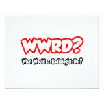 ¿WWRD… qué un radiólogo haría? Comunicado