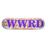 WWRD SKATE BOARD